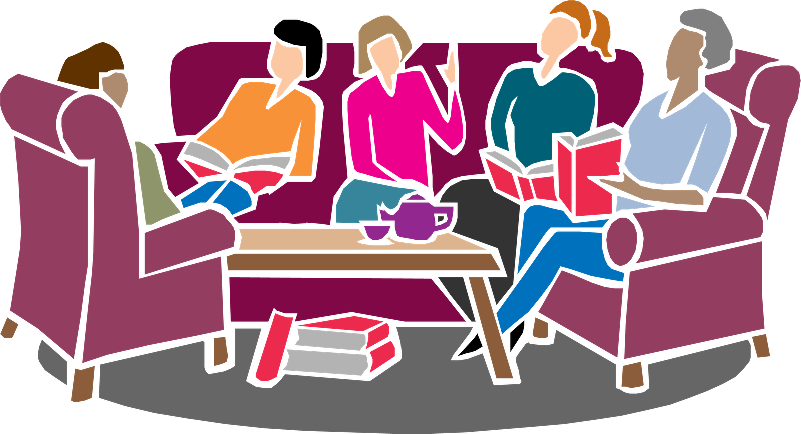 Image result for womens novel book club